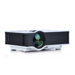 Mini LED beamer met HDMI/USB/SD/AV 800x480 800 lumens