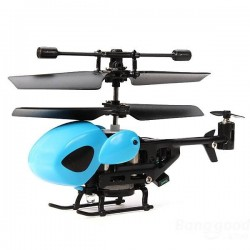 Mini RC helicopter infrarood
