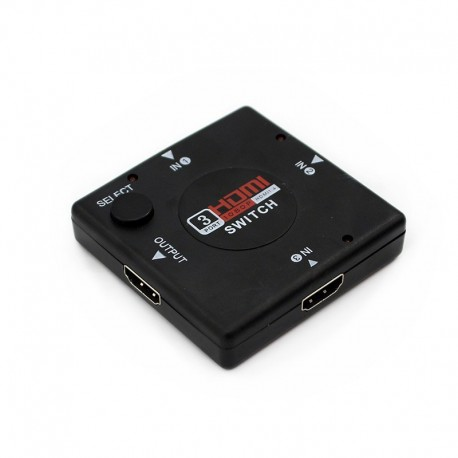 HDMI Switch 3-1 1080P/3D HDMI1.4