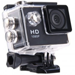 HD actie/sport camera 1080P & 5MP tot 30m waterproof