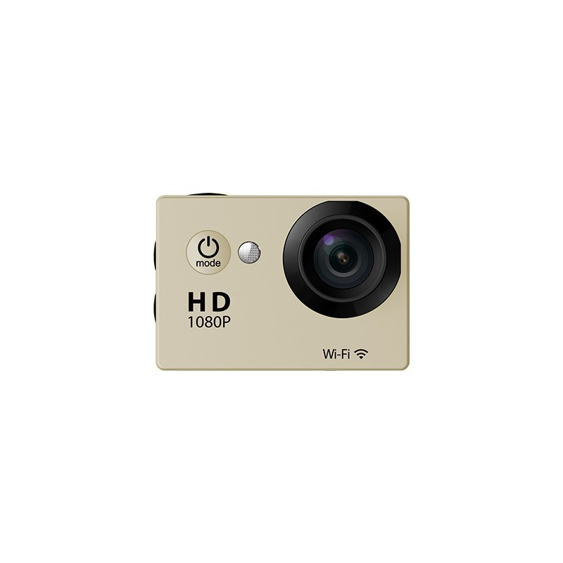 Full HD 1080p Action Camera WiFi 12MP + 30m Waterproof