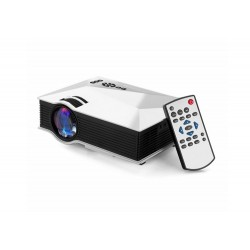 AFINTEK BLL-006 Mini LED beamer WiFi 1200 lumens met HDMI/USB/SD/AV/VGA