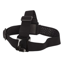 Hoofdband voor Action Camera GoPro, SJCAM, EKEN, Salora - Head Strap