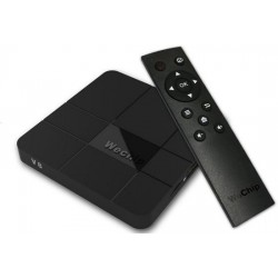 WeChip V8 Android 7.1 Tv Box - Kodi 17.5 | 2/16 GB | s905w chip