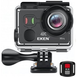 EKEN H7s 4K WiFi Ultra HD sportcamera/actioncam + Extra Batterij | Touch screen - Live Streaming
