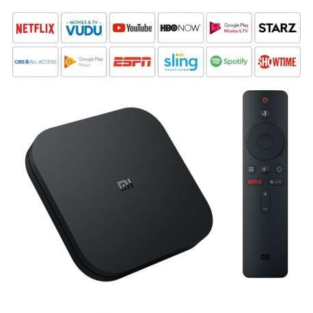 Xiaomi Mi TV Box S | Android 8.1 TV box