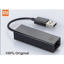 Xiaomi Mi USB Internet LAN Adapter tot 100 mb/s (Ethernet RJ45) - Voor Windows & Mac & Mi TV Box