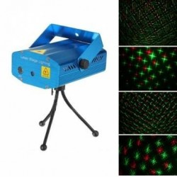 Mini Laser Stage Lighting Disco Licht